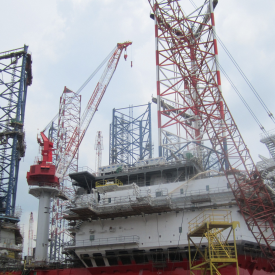 Borr Drilling takes jackup rig hoarding to a new level