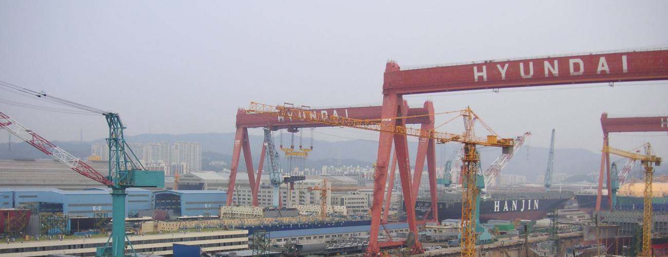The great Korean shipyard restructuring: what does it mean for offshore rig construction?